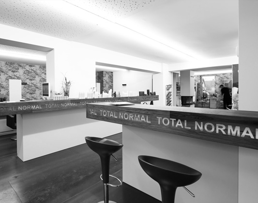 Total Normal - Friseur